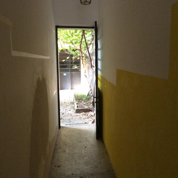 0173 casa con cortile vecchia piacenza kcimmobilgest for Casa con cortile centrale